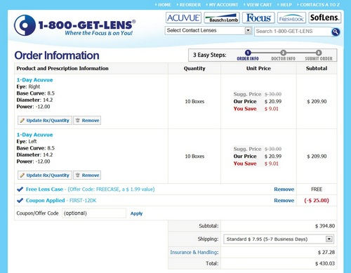 Vision direct coupon code 2018