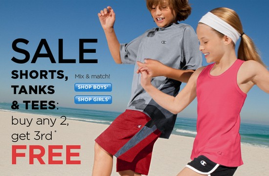 GoGoShopper Blog Shop For Kids Sportwear At Discounted Prices