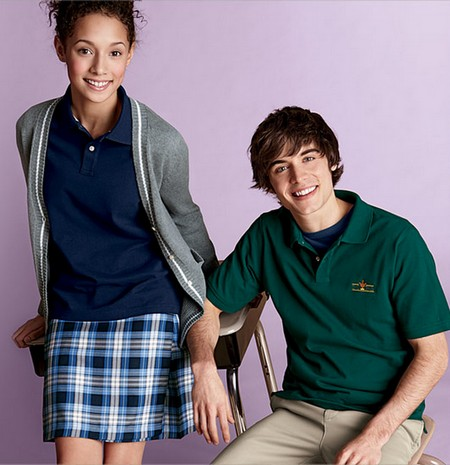 lands end coupon uniform