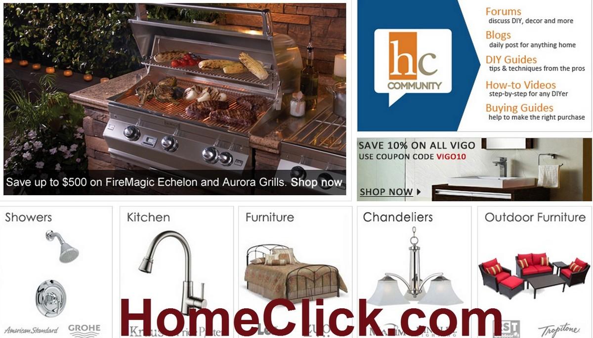 Homeclick coupon code