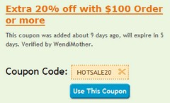 Copy and Paste Coupon Code